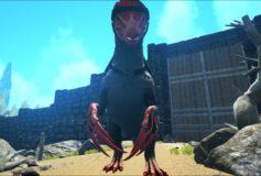 Bloody Therizinosaur