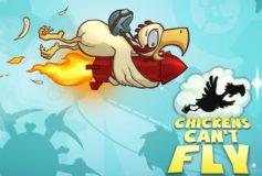 Flying Chicken