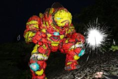 Hulk Buster 1