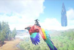 Parrot Argent